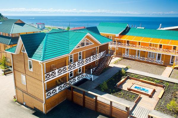 Фото с острова ольхон
